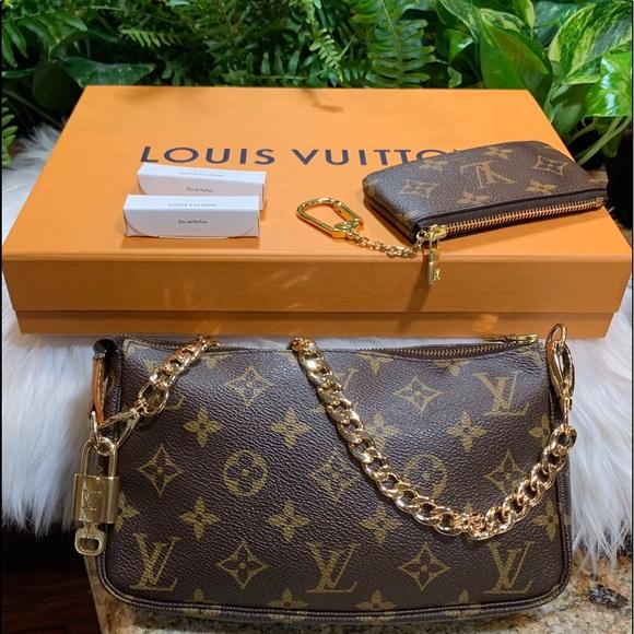 Louis Vuitton Handbags - LV Pochette MM w/ LV strap